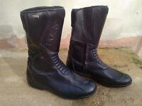 Ladies TCX leather boots, size 41
