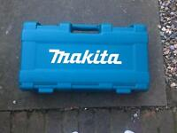 Brand New Makita Saw Box