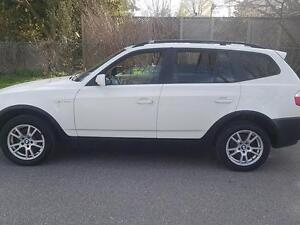 2006 BMW X3 2.5i PANORAMIC ROOF LOADED CLEAN &CERTIFIED $6475