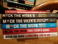 Mock the week books