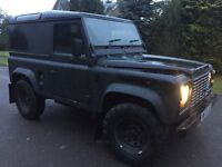 1995 LAND ROVER 90 DEFENDER 300 TDI