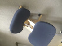 Wooden kneeling chair for sale