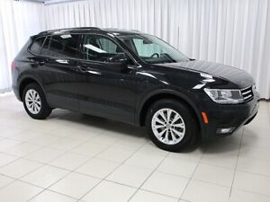 2018 Volkswagen Tiguan TEST DRIVE TODAY!! TSI 4MOTION AWD SUV w/