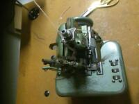 Carpet/upholstery whipping machine