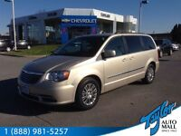 2015 Chrysler Town & Country Touring-Leather-2 Sliding Power doo