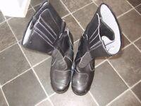 kevlar motorcycle boots euro 45 uk 11