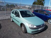 For Sale Vauxhall Corsa Club