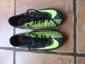 Nike Mercurial CR7 size 3