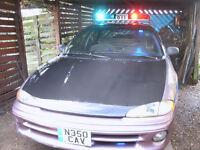 "DODGE INTREPID 1994 3.5LTR. V6 24 VALVE, ""DEPUTY SHERIFFS CAR"""