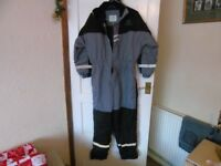 JOHN DEERE ALL IN ONE SUIT VERY PADDED AND WARM {KIDS}