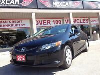2012 Honda Civic LX C0UPE 5 SPEED A/C CRUISE 107K