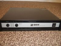 EV Q99 power amp