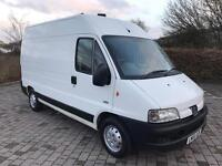 2006 PEUGEOT BOXER MWB HIGH ROOF, EXCELLENT CONDITION. NEW MOT. (Fiat Ducato / Citroen Relay)