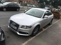 Audi A4 1.8 Tfsi - B8 - 2008 - Mot&Tax - Need Tlc - starts Drives - not Bmw Audi Seat skoda passat