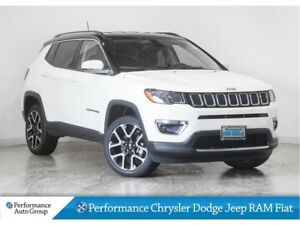 2017 Jeep Compass Limited * 4x4 * NAV * Leather