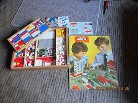 VINTAGE LEGO SET. CMPLETE