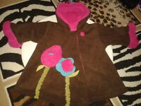 New without tags 3yrs CORKYS DESIGNER WINTER COAT