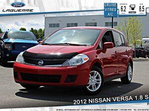 2012 Nissan Versa 1.8S**AUTOMATIQUE*A/C**