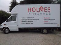 Holmes Removals and House Clearances