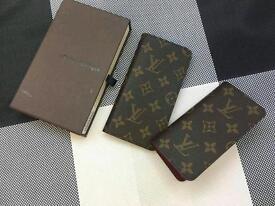 Leather Louis Vuitton Phone Case (iPhone 6/S Plus, )