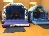 Bouncy castle popcorn & candy floss machine slush machine soft play hire in London area sz