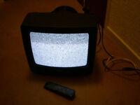"""Daewoo 14"""" colour portable tv."""