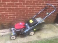 Honda petrol lawmnmower (spare or repairs