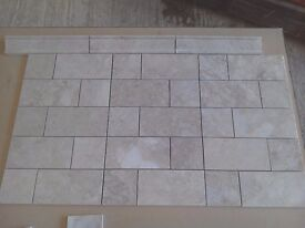 Capuccino Marble tiles homed finish 43m2