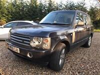 Range Rover 4.4 Petrol V8, lovely engine and gearbox perfect interior mot £3395