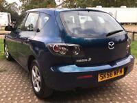Mazda3 1.6 TS Automatic Low Mileage