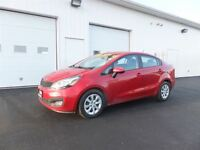 2013 Kia Rio LX! GDI! AUTO! LOADED! ONLY 49KM!