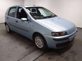 Fiat Punto JTD ELEGANZA, 5 door, 2003