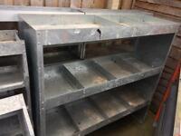 Racking, storage, van racking, shelving etc