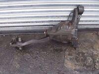 Mercedes Vito Viano W639 03-14 A6393501414 Rear Differential Diff ref.mb1 33:11