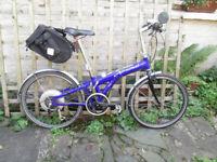 Airnimal Joey Folding Bike