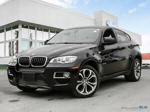 2014 BMW X6 xDrive35i | Leather Seats | Navigation | Sunroof