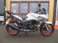 EVOLUTION MOTOR WORKS - Lurgan - Lexmoto 125 ZSX-F - £2299 - Finance subject to status