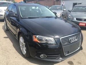 2010 Audi A3 S-Line Low KM 165K MINT Dual-Sunroof LOADED