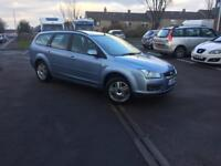 AUTOMATIC ESTATE CAR -FORD FOCUS 1.6 PETROL-ONLY DONE 73K-COMES WITH FULL YEAR MOT+3 MONTHS WARRANTY