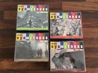 BBC Eyewitness Audio CD History of the Twentieth Century