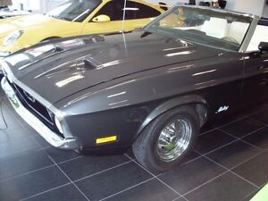 1971 Ford Mustang MUSTANG 351 CLEVELAND