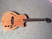 Harley Benton Custom Line Nashville Steel - Electro Acoustic