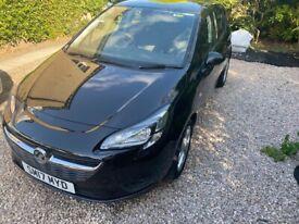 2017 Vauxhall Corsa Energy A/C Ecoflex, 5dr Hatchback, 1.4L Petrol, Manual