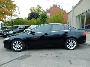 2008 Acura TSX TECH PKG   NAVIGATION   LEATHER.ROOF Kitchener / Waterloo Kitchener Area image 4