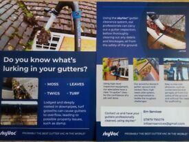 Gutter/fascia/soffits