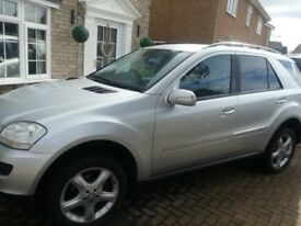 Mercedes ML320 2008 PX Possible