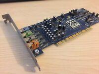 Creative Xi Fi Xtreme Sound Blaster Sound Card - for PC