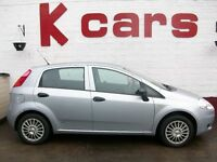 CHEAP INSURANCE FIAT GRANDE PUNTO 1.2 ACTIVE 5-DOOR LONG MOT