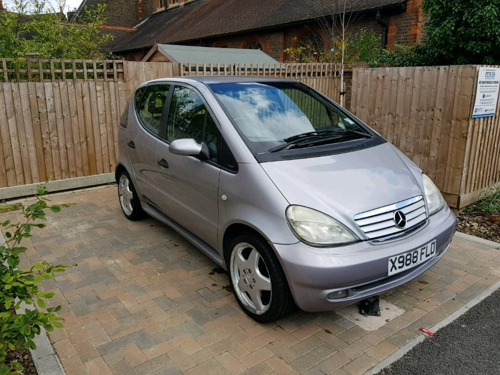 Mercedes benz a190 for sale in hanwell london gumtree for Mercedes benz precios