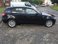 Low milage BMW 1 series 2006